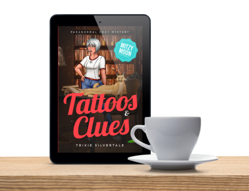 Countdown to Mitzy Moon Mysteries #2 – Tattoos and Clues!