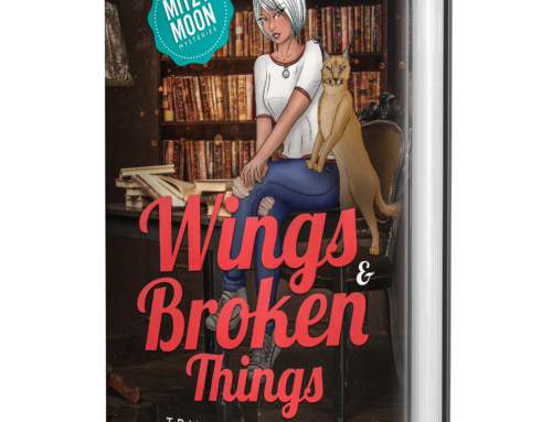 1 WEEK to Mitzy Moon Mysteries #3 – Wings and Things!