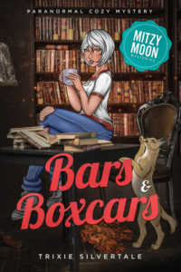 Brand New Paranormal Cozy Mystery