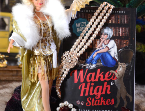 NEW RELEASE – Mitzy Moon Mysteries #8 – Wakes and High Stakes!