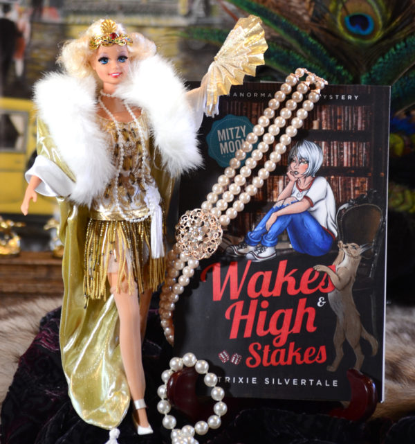 Paranormal-cosy-mystery-flapper-barbie-1920s