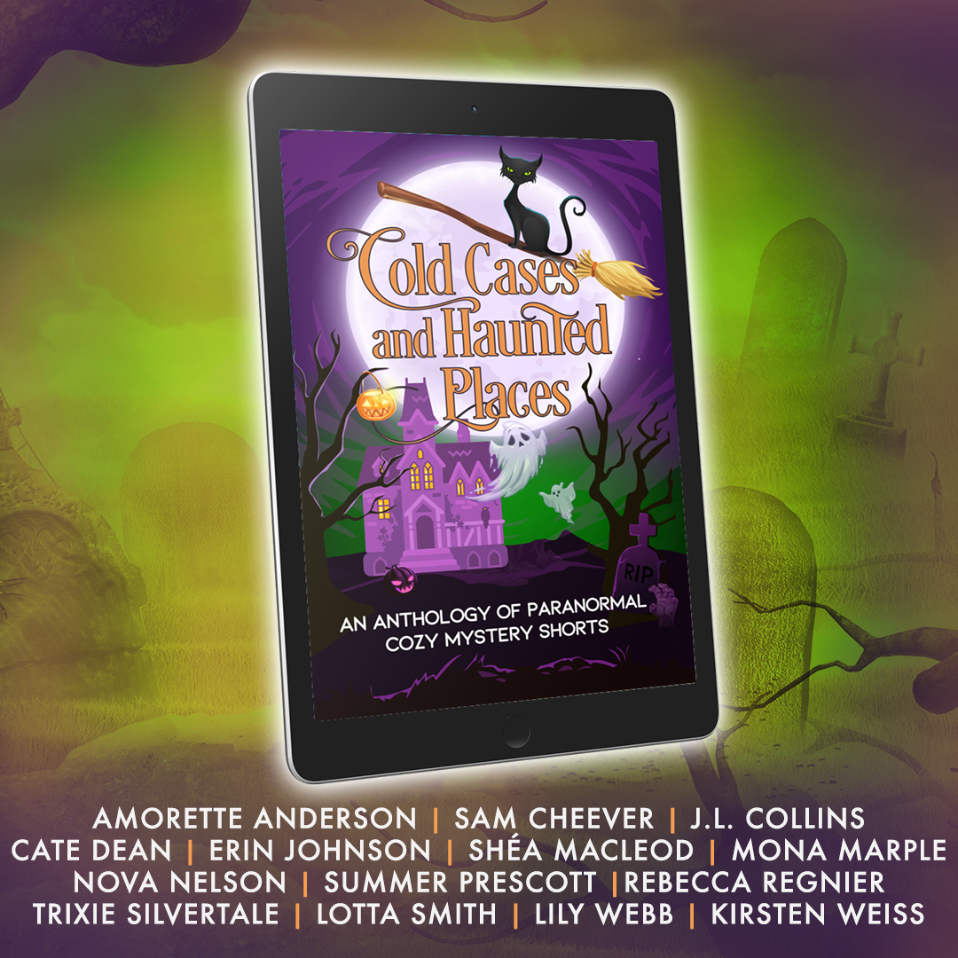 Best-selling Halloween Anthology