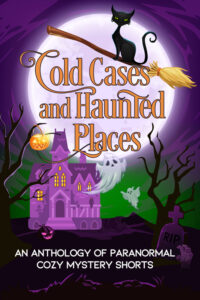 Number one Halloween Paranormal Cozy Mystery Anthology