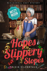 Best paranormal cozy mystery series