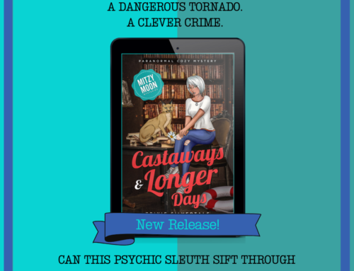 NEW RELEASE – Mitzy Moon Mysteries #14 – Castaways and Longer Days!