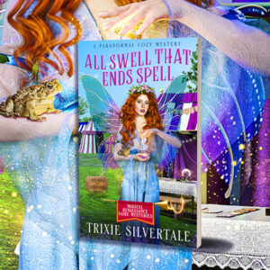 Best Magical Cozy Mystery
