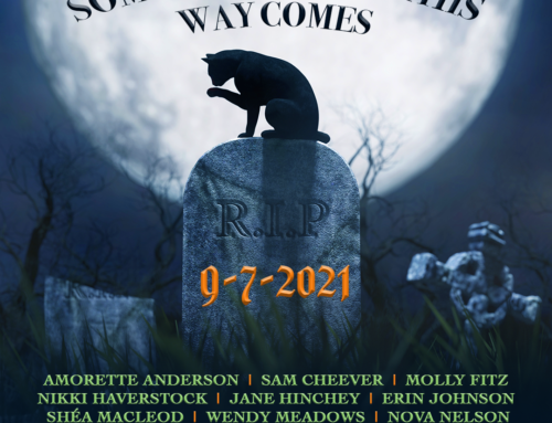NEW RELEASE – Bestselling Paranormal Cozy Halloween Anthology!
