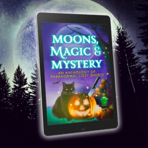 Bestselling Paranormal Cozy Halloween Anthology